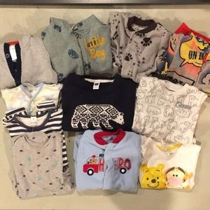 Used Baby Boy Clothes 3mo - 3yrs